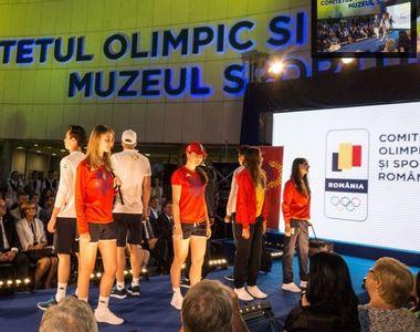 Perchezitii la sediul Comitetului Olimpic. Politistii ridica acte intr-un dosar ce...