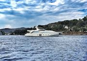 Acesta este yachtul controversatului milionar Ioan Neculaie! Afacerisul brasovean a platit 2 milioane de euro in urma cu 4 ani, iar in prezent ambarcatiunea se afla in Grecia