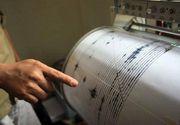 Cutremur cu magnitudinea 4,1 in zona seismica Vrancea