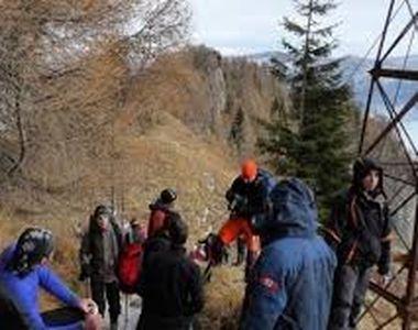 Doi turisti de 70 de ani au ramas blocati in Masivul Bucegi. Salvamontistii au...
