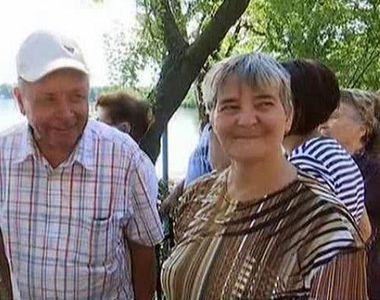 Poveste de dragoste pe lacul Herastrau. Domna Gina si Domnul Mitica sarbatoresc...