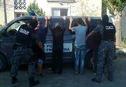 Cum au incercat doi sirieni sa intre in Romania. Politia a facut publice imaginile