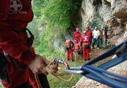 Sfarsit tragic pentru o turista din Germania. A murit in Muntii Fagaras dupa ce a cazut in gol peste 200 de metri. Trupul ei a fost scos din prapastie de salvamontisti