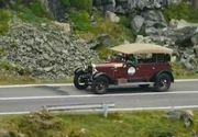 """Raliu cu masini de milioane de euro pe Transfagarasan: """"E cel mai frumos drum din lume"""""""
