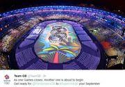 Ceremonia de închidere a Jocurilor Olimpice: sportivii s-au distrat în ploaie, în acordurile muzicii braziliene