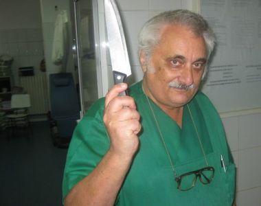 Celebrul medic Nicolae Bacalbasa a ajuns in spital din cauza cainelui sau!
