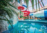 Pe 10 septembrie se inaugureaza cel mai mare Aquapark din vestul tarii! Complexul Nymphaea are o suprafata de 7 hectare si a costat Primaria Oradea 88 de milioane de lei