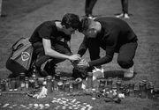Ultrasul stelist suspectat că a omorât un suporter dinamovist a fost arestat de Tribunalul Bucureşti
