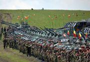 Militarii trec Carpatii, in mod simbolic, la 100 de ani de la intrarea Romaniei in Primul Razboi Mondial