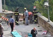 Inca un roman mort. MAE anunta 11 romani morti in cutremurul din Italia
