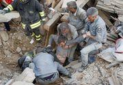 Vesti bune din Italia! Doar patru romani mai sunt dati disparuti dupa cutremurul de saptamana trecuta! Restul au fost gasiti in viata!