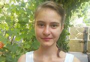 La 13 ani, Simona are o tumoare de 9 cm! Doar o minune o poate salva pe fata