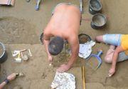 Un colier de melci vechi de 31000 de ani a fost descoperit langa Piatra Neamt