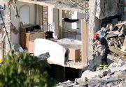 Romani arestati in Italia pentru ca au FURAT din casele afectate de cutremur