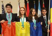 Elevii romani au castigat trei medalii de argint si una de bronz la Olimpiada Internationala de Stiinte ale Pamantului