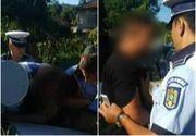 Imagini revoltatoare! Un sofer aproape ca a luat la bataie un politist. Ce a provocat scandalul monstru