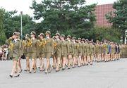 Vesti bune pentru femeile care vor sa urmeze o cariera militara. Din 2017, accesul in institutiile militare de invatamant va fi egal pentru femei si barbati