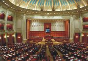 Ultima sesiune a actualului Parlament începe joi: legi restante şi proiecte electorale cu consecinţe bugetare, pe agendă