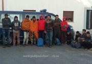 14 migranti prinsi la frontiera Romaniei cu Serbia. Ce au declarat cand au aflat unde au ajuns