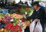 Veste buna pentru agricultori! Sapte piete volante vor fi infiintate pana la finalul lunii septembrie in Capitala
