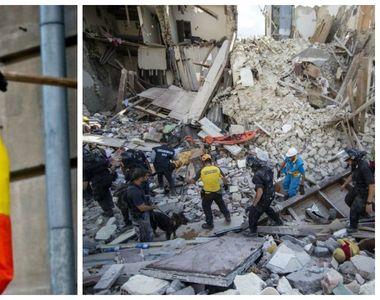 Zi de doliu national pentru romanii morti in cutremurul din Italia. Doua dintre victime...