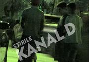 Distractia de noapte a unor adolescenti! Joaca barbut in centrul Capitalei, sub ochii politistilor