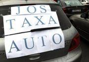 Taxa auto dispare. Guvernul muta timbrul auto de mediu in pretul comustibililor