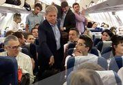 Desi demnitarii obisnuiesc sa calatoreasca la clasa Business, premierul Ciolos prefara Economic. Acesta a calatorit pana la Munchen cu o cursa de linie TAROM, la clasa Economic