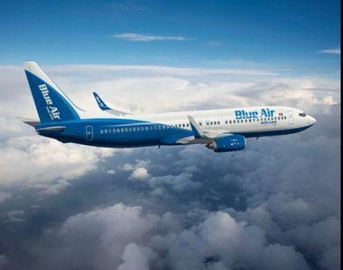 STUDIU: România are cele mai ieftine zboruri interne din Europa după intrarea Blue Air...