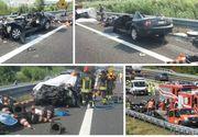 Grav accident de circulatie in Italia, in urma caruia un moldovean si sotia sa si-au pierdut viata. Bebelusul de sase luni al acestora se afla in stare grava