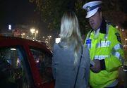 A fost prinsa conducand beata de doua ori. Ce au facut politistii cand au prins-o din nou in stare de ebrietate
