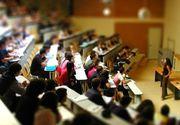 Facultati fara studenti. Numărul de studenţi ce revine unui cadru didactic universitar a ajuns la cel mai mic nivel din ultimul deceniu