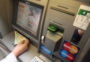 Militar din Focşani anchetat după ce ar fi furat 500 de lei dintr-un bancomat