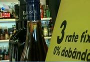 In Targu Jiu a aparut primul magazin care da bautura in rate! Vezi ce reactie au avut localnicii!