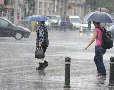 Prognoza meteo pentru urmatoarele doua saptamani: dupa 18 septembrie apar ploile