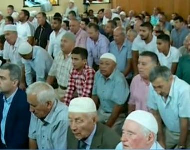 Cum au sarbatorit musulmanii din Romania sarbatoarea Kurban Bayram