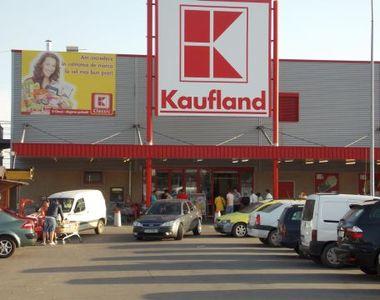 Incasari uriase pentru Kaufland in Romania. Fiecare magazin a avut anul trecut vanzarii...