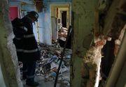 Explozie intr-un bloc din Busteni. Doi oameni sunt raniti si au arsuri pe 30 la suta din suprafata corpului