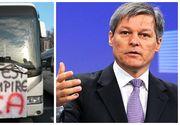 """Premierul Ciolos: """"Pretul primelor de asigurari obligatorii (RCA) va ingheta pentru o perioada de 6 luni"""""""