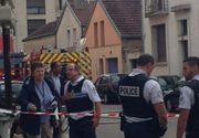 Panica din nou in Franta. Noua persoane au fost ranite in urma unei explozii. Ce s-a intamplat?