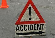 Accident mortal in Bucuresti. Un barbat de 40 de ani a fost spulberat de un taxi pe trecerea de pietoni