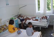 Sase copii din Vaslui au ajuns la spital dupa ce mama lor a mintit ca micutii s-au intoxicat. Ce motiv a avut femeia sa recurga la acest gest
