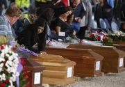 Un cetatean italian, mort in cutremurul din Amatrice, a fost inmormantat in Romania. Autoritatile au incurcat sicriele. MAE explica cum s-a produs aceasta eroare