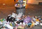 Fotografii inainte si dupa. Mobilizare generala dupa concertul de la Sibiu! Organizatorii au curatat piata plina de gunoaie in doar doua ore!