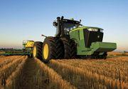 """""""Academia tractoristilor"""" din Botosani: """"Este sansa mea. Agricultura se schimba. Nu mai merge su calul si cu plugul!"""" Absolventii sunt angajati direct in strainatate"""