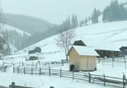 Romanii se pregatesc pentru vacanta de iarna. Pensiunile din Maramures sunt ocupate in proportie de aproape 100%. Ce surprize le-au pregatit proprietarii turistilor