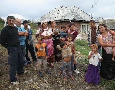 Focarele de rujeola din Bistrita si Cluj au aparut in comunitati de romi cu copii...