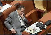 Cea mai buna meserie din Romania. Parlamentar. Lucrezi o zi jumate pe saptamana