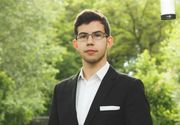 Romanul care a fost admis la cinci universitati de top a ales sa paraseasca Romania. Are 18 ani si o cariera stralucita in fata. Baiatul va merge la Oxford
