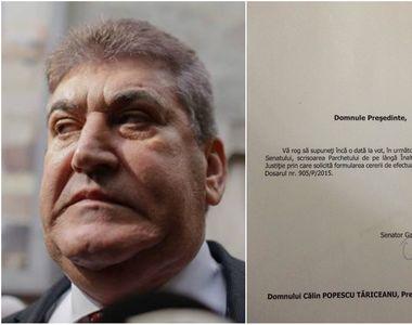 """Gabriel Oprea """"a gresit"""" atunci cand le-a cerut colegilor sa voteze impotriva..."""
